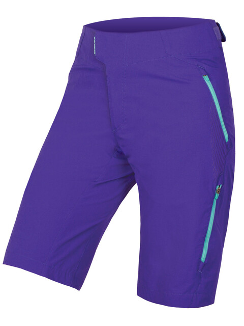 Endura Single Track Lite Shorts II Women cobaltblue